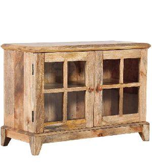 Mango Wood Kitchen Cabinet (SBA027)