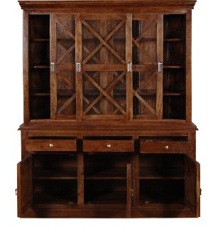 Mango Wood Kitchen Cabinet (SBA044)