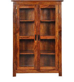 Mango Wood Book Shelf (SBA022)