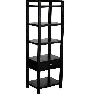 Mango Wood Book Shelf (SBA041)
