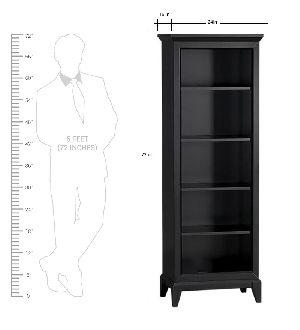 Mango Wood Book Shelf (SBA056)
