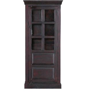 Mango Wood Book Shelf (SBA067)