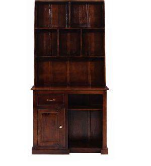 Mango Wood Bookshelf Study Tables