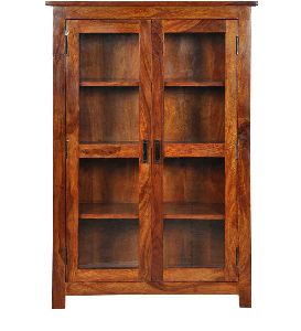 Mango Wood Bookshelves