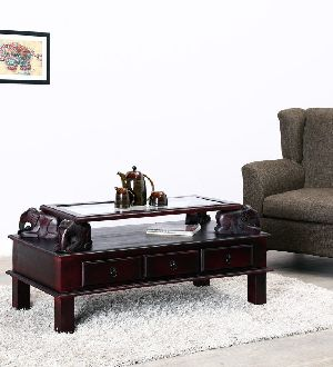 Mango Wood Coffee Table (SBA096)