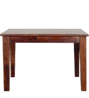 Mango Wood 4 Seater Dining Table Set