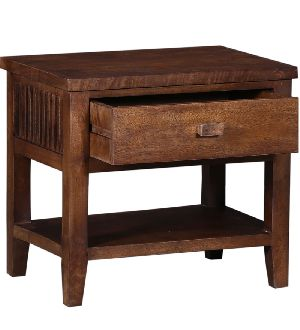 Mango Wood Side Table (SBA001)