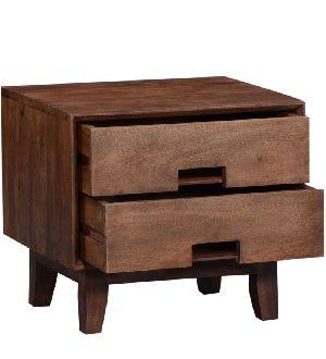Mango Wood Side Table (SBA002)