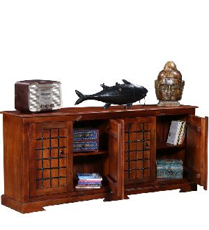 Mango Wood Sideboard Table (SBA063)
