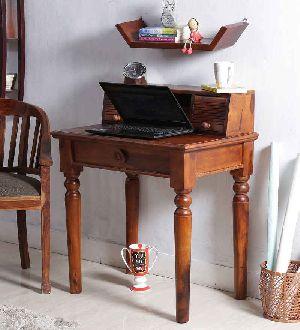 Mango Wood Study Table (SBA081)