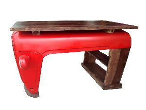 Mango Wood Tractor Table (SBA 005)