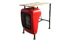 Mango Wood Tractor Table (SBA 013)