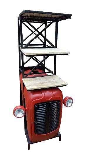 Mango Wood Tractor Tables (SBA 056)
