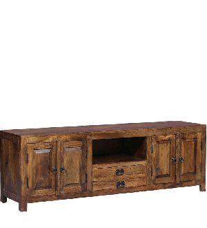 Mango Wood TV Unit (SBA014)