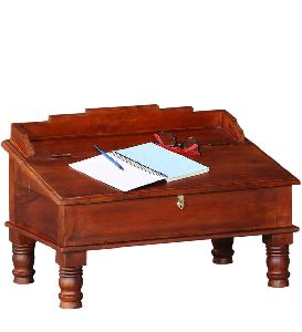 Mango Wood Munim Writing Desk