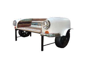 Reclaimed Wood Ambassador Sofa (SBA 009)
