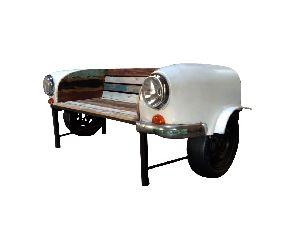 Reclaimed Wood Ambassador Sofa (SBA 040)