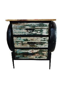 Reclaimed Wood Chest Drawers