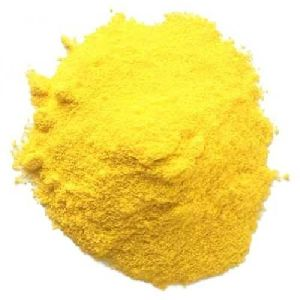 Coated Yellow Powder (Magnesium Carbonate Coated)