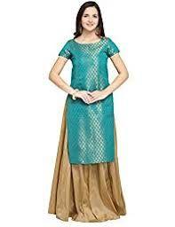 Ladies Banarsi Silk Kurti