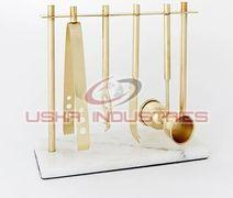 Brass Bar Tool Set