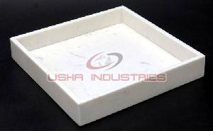 Square Marble Serving Tray