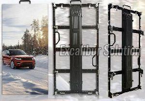 500mmx1000mm Outdoor Die Casting Aluminum Cabinet