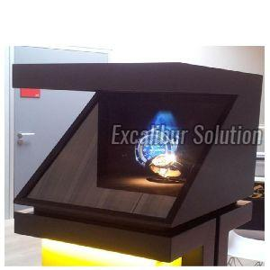 46 Inch 3D Holographic Display