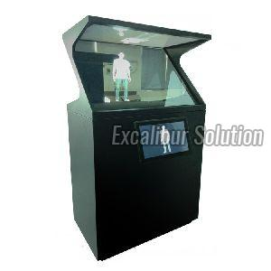 65 Inch 3D Holographic Display