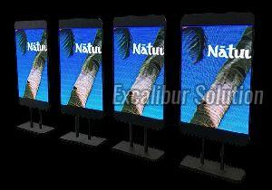 P3 mm Indoor LED Poster Display