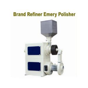 Emery Rice Polisher