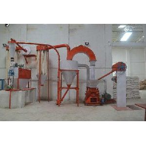 Flour Making Plant