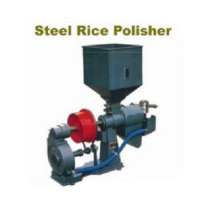Steel Rice Polisher