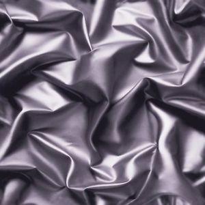 Grey Silk Fabric