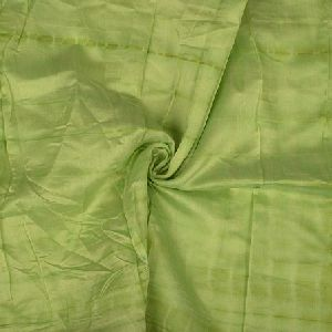 Plain Chanderi Silk Fabric