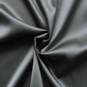 Satin Grey Fabric