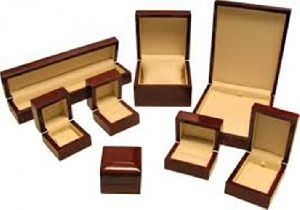 Wooden Jewellery Gift Box