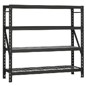 Powder Coated Stainless Steel Rack