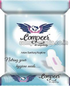 Compeer Anion Regular Sanitary Pads