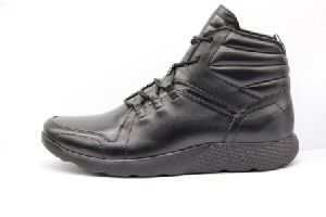 Art No. 9059 Black Mens Casual Boots