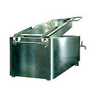 Direct Heat Rectangular Fryers