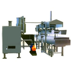 Dual Dal Frying System