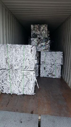 Aluminium Extrusion Scrap 14