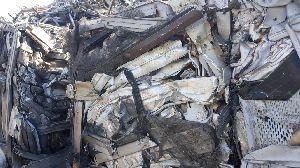 Aluminium Extrusion Scrap 04