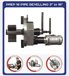 Prep 16 Pipe Bevelling Machine