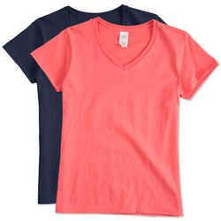 Womens Cotton T Shirts