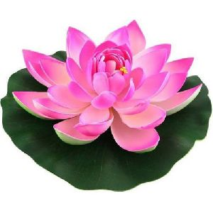 Artificial Pink Lotus Flowers