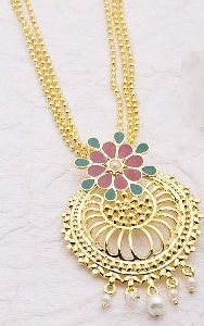 Gold Plated Pendant