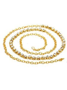 Gold Plated Waist Chain