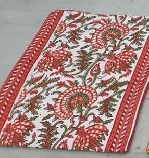 15016 Designer Linen Table Runner